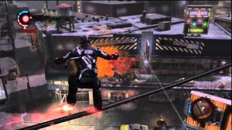 InFamous Sasha's Evil Side Mission 5