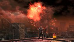 Evil Cole's Megawatt Hammer