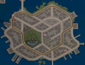 Neon Map