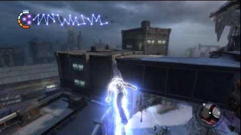InFamous 2 Gas District - Overcharge 2