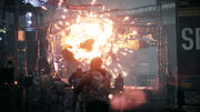 InFAMOUS Second Son-bridge destruction 3