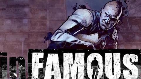 """InFamous 1 - mission """"End of the Road"""" (Evil)"""
