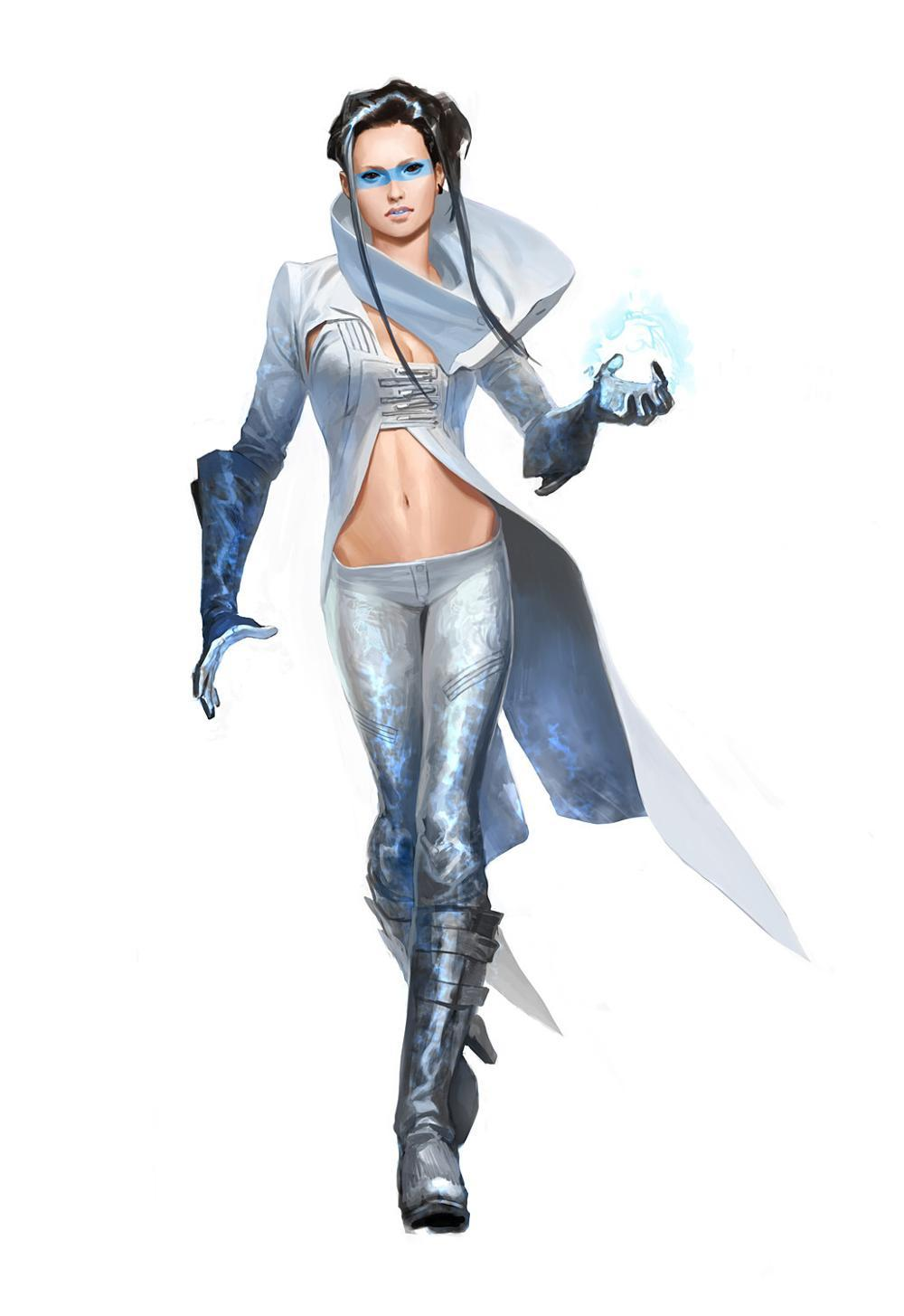Image - L Kuo Concept 2.jpg | InFAMOUS Wiki | Fandom ...