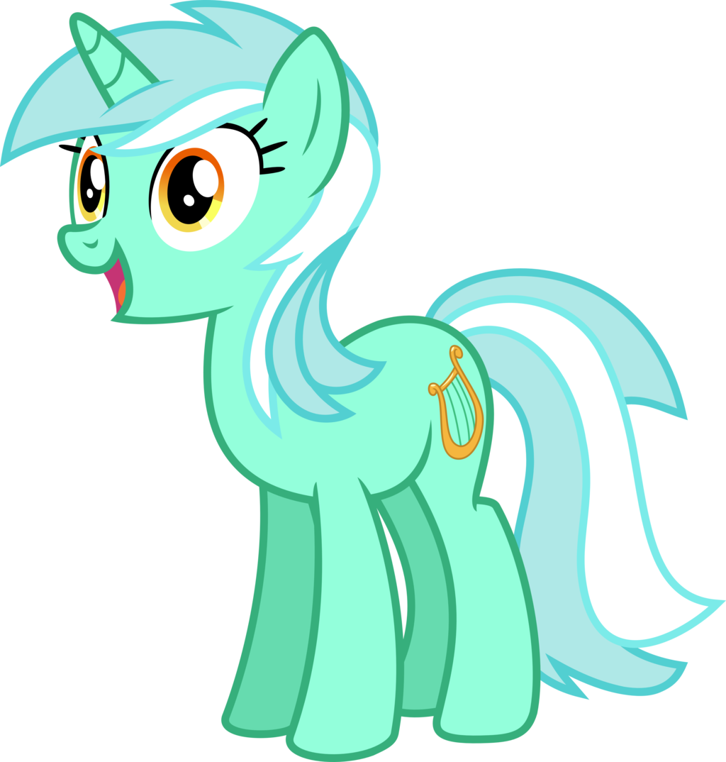 Lyra Heartstrings | My Little Pony Friendship is Magic Wiki ...