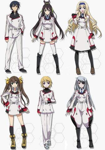 File:Main Characters of Infinite Stratos.jpg