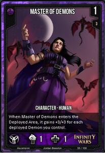 Master Of Demons