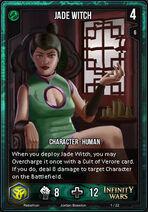 REBELLION Jade Witch