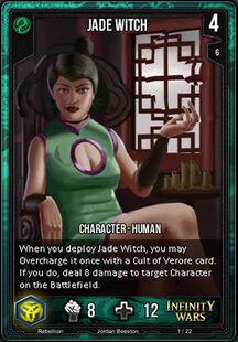 Jade Witch