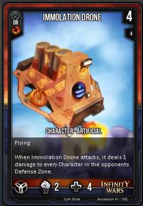 Immolation Drone