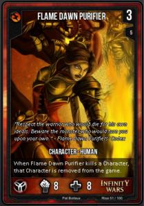 Flame Dawn Purifier