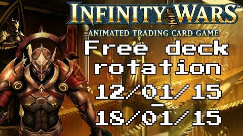 Infinity Wars - Free Deck Rotation - Episode 5