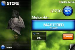 Mighty Helm IB1