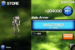 Helio Armor IB1