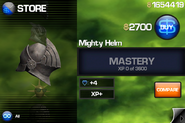 Mighty Helm