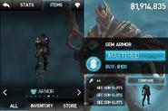 Gem Armor