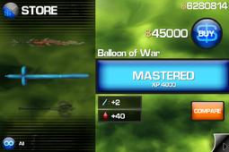 Balloon of War (IB1)