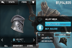 Alloy Helm