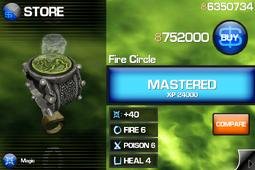 Fire Circle IB1
