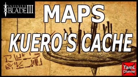 Infinity Blade 3 KUERO'S CACHE MAP!