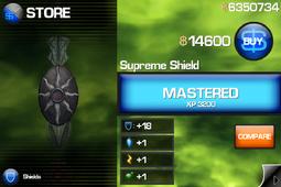 Supreme Shield (IB1)
