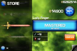 Lady Finger (IB1)