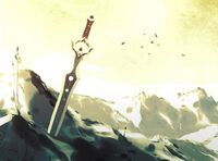 Infinity blade wallpaper