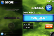 Dark XSC-2