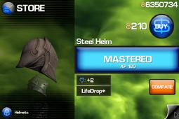Steel Helm IB1