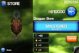Dragoor Bone (IB1)