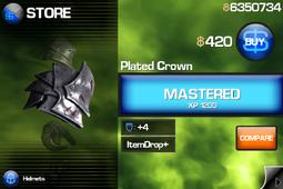 Plated Crown IB1