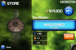 The Maiden (IB1)