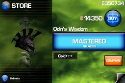 Odin's Wisdom IB1