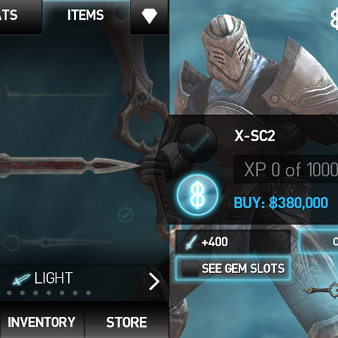 Screenshot of X-SC2 (IB2)