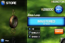 Zeus Loop IB1