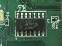 Netgear WNDR3400 FCC1w