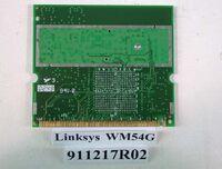 Linksys WRT54G v1.0 FCCd
