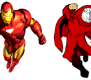 Iron Man's Partner