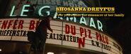 Shosanna Dreyfus intertitle cinema