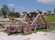 Replica catapult