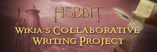 Hobbit Creative Writing BlogHeader