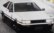 Wataru's Levin (Lone Racer 2)