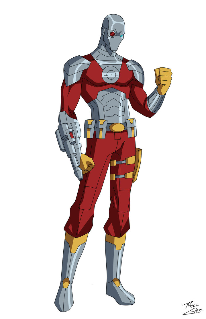 Deadshot Dawn Of Injustice Injustice Fanon Wiki