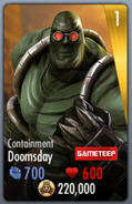 Doomsday Containment IOS