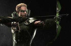 Green Arrow (Injustice 2) full