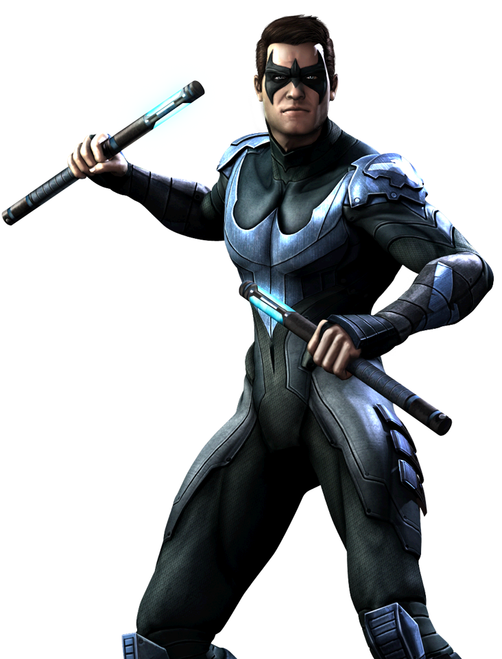 Regime Nightwing (Injustice: Gods Among Us) | Batman Wiki | Fandom ...