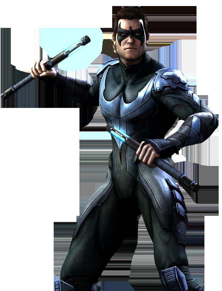 Nightwing Dick Grayson InjusticeGods Among Us Wiki