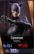CatwomanRegimeCardiOS