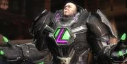 LexLuthor Kryptonite Suit
