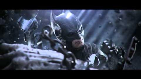 Injustice Gods Among Us Announcement Trailer