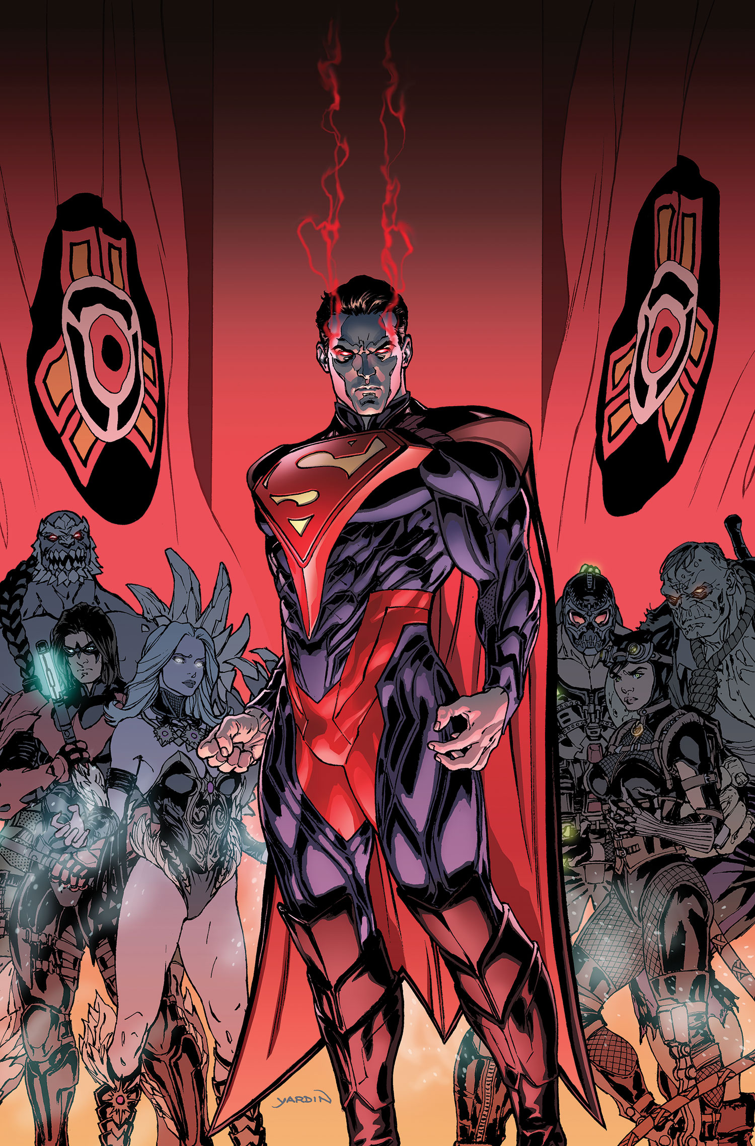 Image result for injustice year five final issue